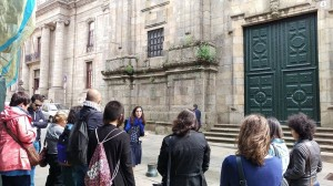 7. Visita guiada Igrexa Universidade-María Rivo